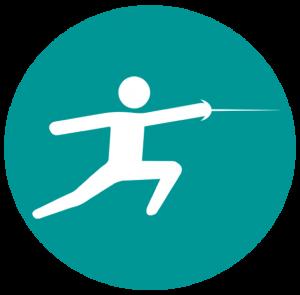 Icon Fechter Sporttherapie Vitalcentrum