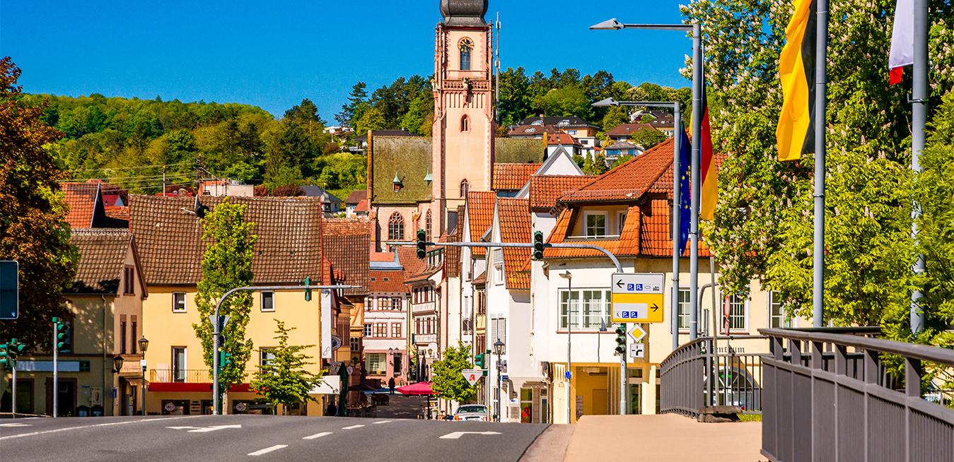 Tauberbischofsheim Anfahrt Vitalcentrum